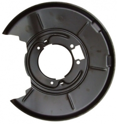 Rear brake disk cover BMW 3-serie E36/E46, left ― AUTOERA.CO.UK