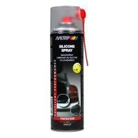 Auto silicone - Motip Silicone Spray, 500ml.