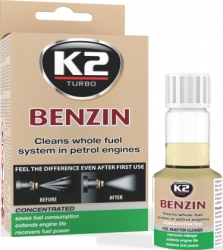 Fuel system Tune Up - K2, 50ml. ― AUTOERA.CO.UK