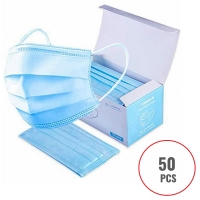 Disposable protective masks . 50 pcs.