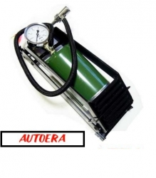 Foot pump with 1 cilinder ― AUTOERA.CO.UK