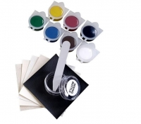 Vinyl or Leather products repair set (liquid leather)
