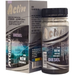 ATOMIUM Active Diesel 90  - Car Diesel Engine Oil Additive ― AUTOERA.CO.UK