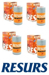 4PCS X Oil additive RESURS-Diesel, 50g.  ― AUTOERA.CO.UK