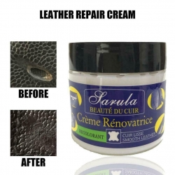 Leather or Vinyl Repair Filler Compound Cream for Leather Restoration Cracks Holes ― AUTOERA.CO.UK
