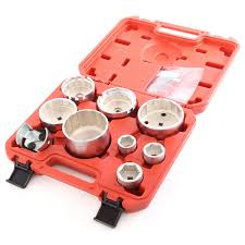 Oil Filter Cap Wrench Set, 9pc ― AUTOERA.CO.UK