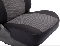 Universal seat covers BUS (1+2seats) /good quallity textile