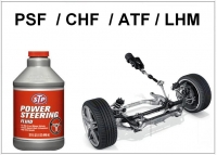 Power steering fluid/Hidraulic fluid