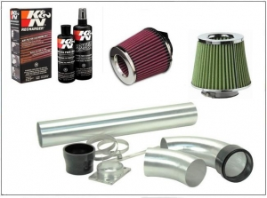 Sport air filtrs/apdapters/lubricants